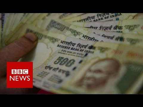 India rupees: Chaos at banks continues - BBC News