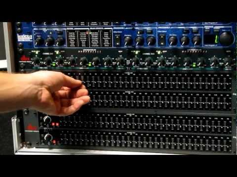 Stage Left Audio - EQ Basics - EQ insert for FOH