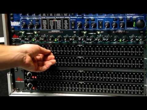 Stage Left Audio - EQ Basics - EQ insert for FOH