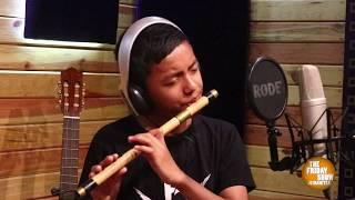 Mizo Phenglawng (Flute Solo) - Emau dai reh (Good Friday pual)