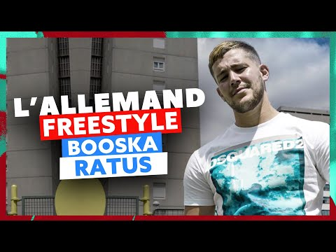 Youtube: L'Allemand | Freestyle Booska Ratus