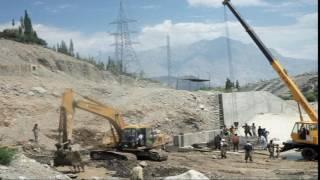 Satpara Dam and Irrigation System Skardu Gilgit Baltistan Engr  Ansaar Ali