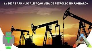 De óleo coordenadas de da ragnarok veia