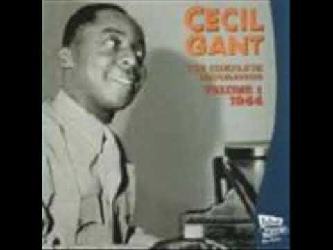 Cecil Gant I'm A Good Man But A Poor Man
