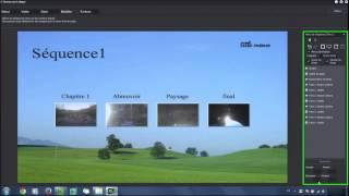 Démarrer avec EDIUS - Méthode de création d'un DVD ou Blue-ray disc