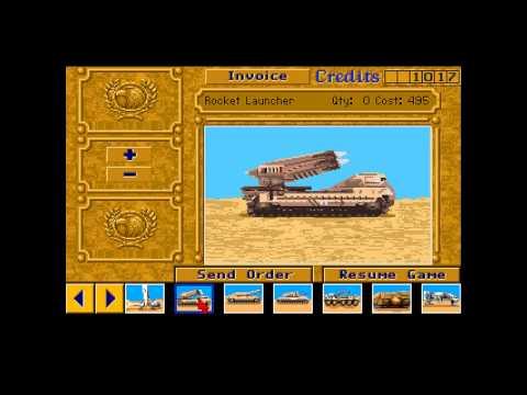 Dune II (Amiga) - A Playguide and Review - By LemonAmiga.com