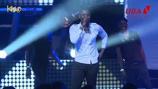 KISS DANIEL LIVE  PERFORMANCE  | UBA CEO AWARDS 2018