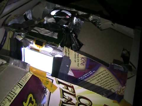 how to build a homemade projector