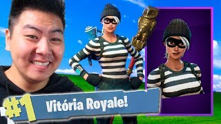 I BOUGHT THE NEW EPIC SKIN RASCAL AND I KILLED GENERAL!! -Fortnite Battle Royale