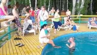 Harlem Shake - Новосибирск - Комплекс Млечный Путь