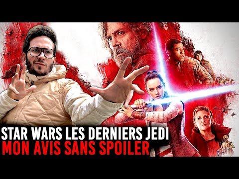 STAR WARS 8 Les Derniers Jedi | Avis et Critique SANS SPOILER