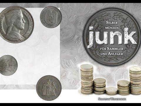 Gold und Silber - Marktupdate 07.09.18 + Vorstellung Junksilberbuch - §Werbung§