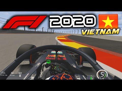 Driving the F1 2020 VIETNAM GRAND PRIX! Onboard the Vietnam Street Circuit in Formula 1! Mp3