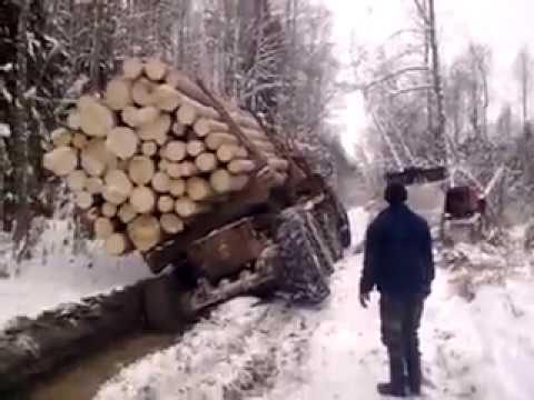 Вывозка леса вахтовый метод карелия