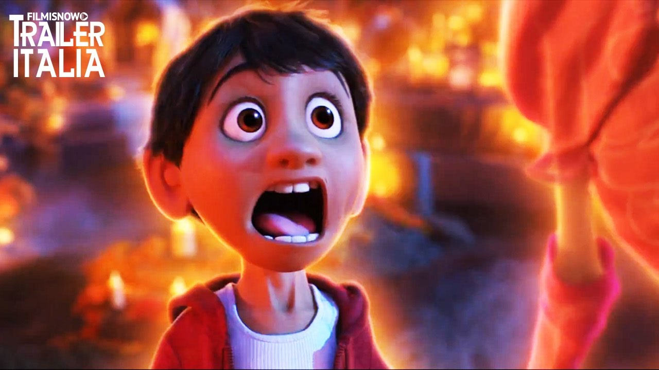 Coco primo trailer d animazione disney pixar v o youtube