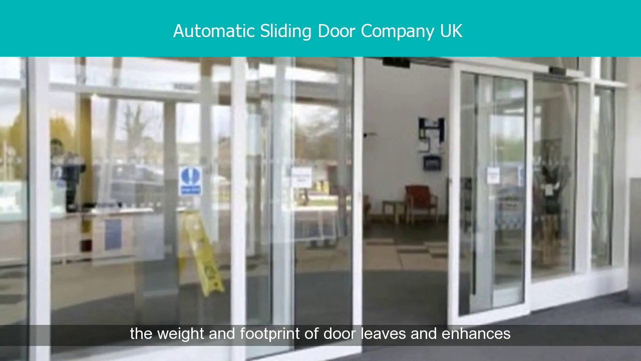 Automatic Doors Company Manchester & Automatic Doors Company Manchester - YouTube