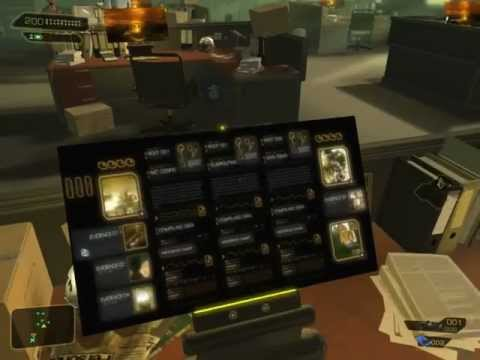 Pacifist Hacker (Detroit Police Station) - Deus Ex: Human Revolution
