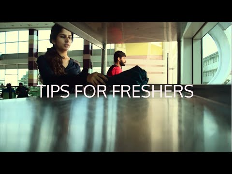 Tips For Freshers | MiT Live | Manipal
