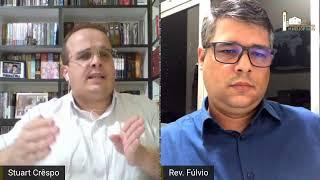 Live IPH - Participação do Rev Fúlvio Leite - 08/04/21