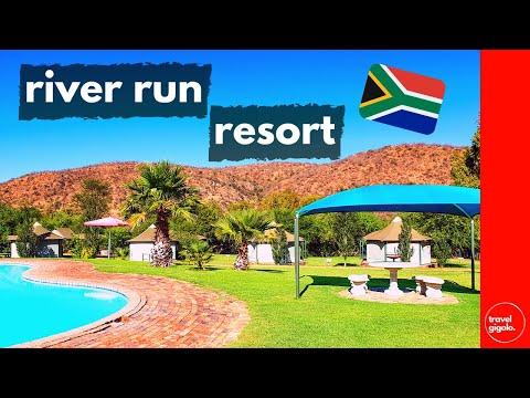 Campsite Review: Riverrun Resort (Vaal Camping, South Africa)