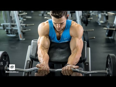Super-Pump Arm Workout for Mass | Abel Albonetti