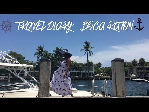 Travel Diary: Boca Raton Waterstone Resort