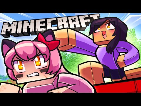 Girls Teach Guys How To Win At Minecraft Bed Wars!