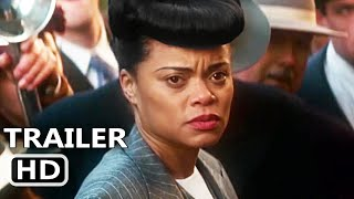 THE UNITED STATES VS <b>BILLIE HOLIDAY</b> Trailer (2021) Andra ...