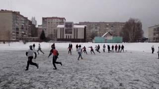 """2017-01-28 """"Вінницькі Вовки"""" - """"Гепарди"""". Флаг-футбол. Дитячі команди"""