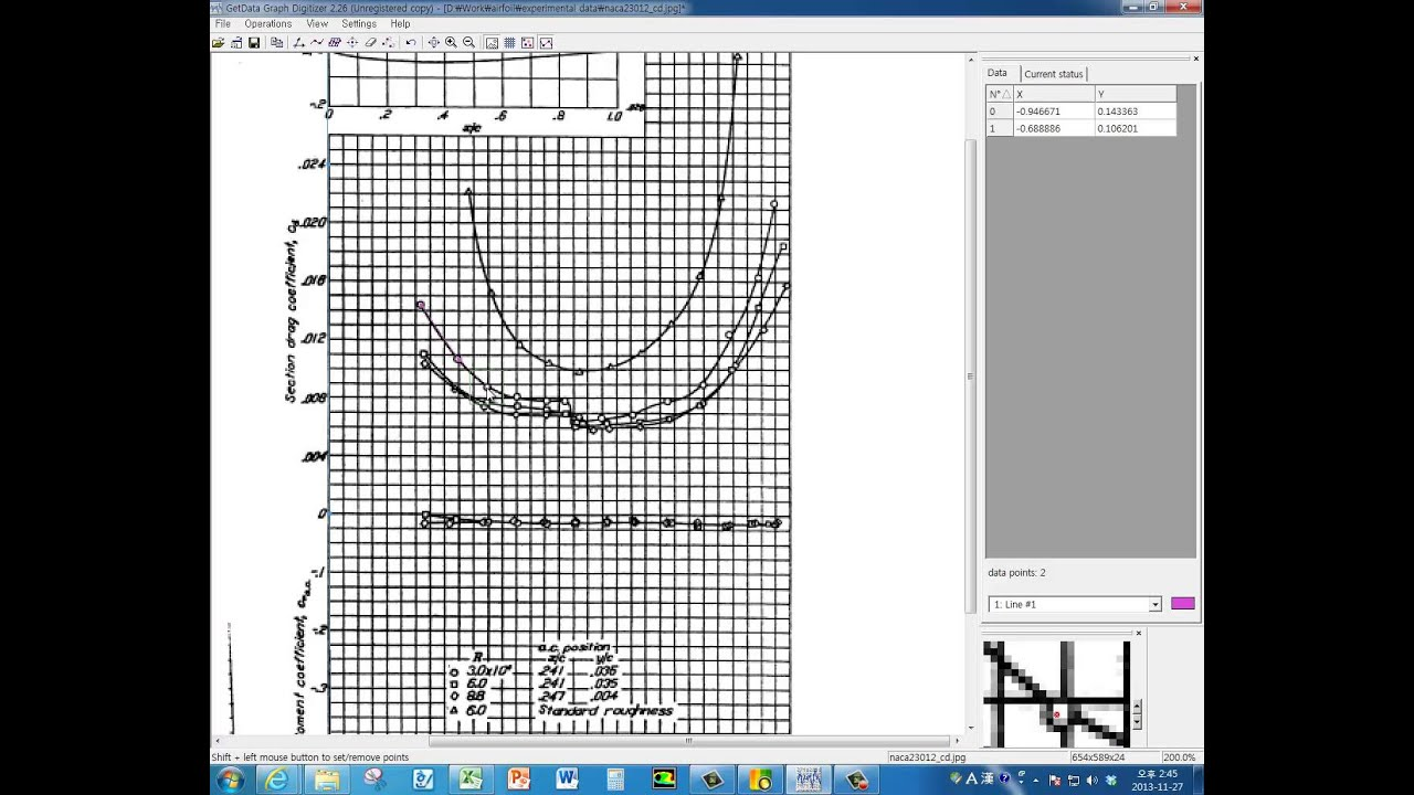 (part 1 of 2) NACA airfoil CFD simulation