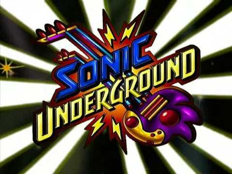 Sonic Underground : Theme