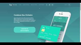 WIREX / Melhor Carteira de Bitcoin / Cartão de Débito Visa
