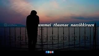 Vazhnthalum Ummodu Than | Bro. Raju |Lyric Status | Rain Jeremiah