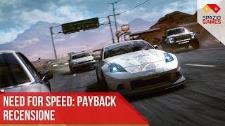 Need For Speed: Payback, la video recensione di Spaziogames.it