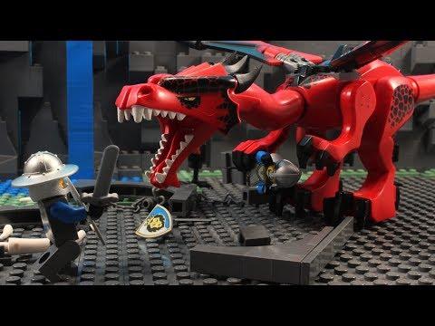 Lego Castle Dungeon