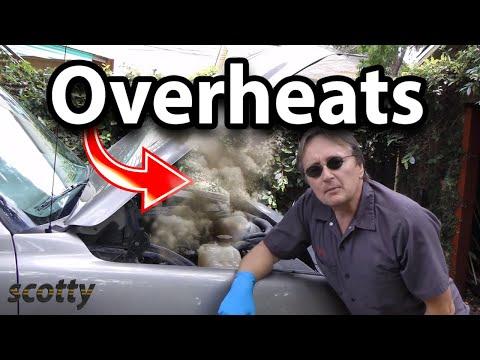 how-to-fix-car-that-overheats-in-traffic-(fan-clutch)