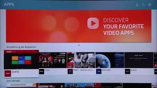 Samsung Smart TV: PIN-Nummer