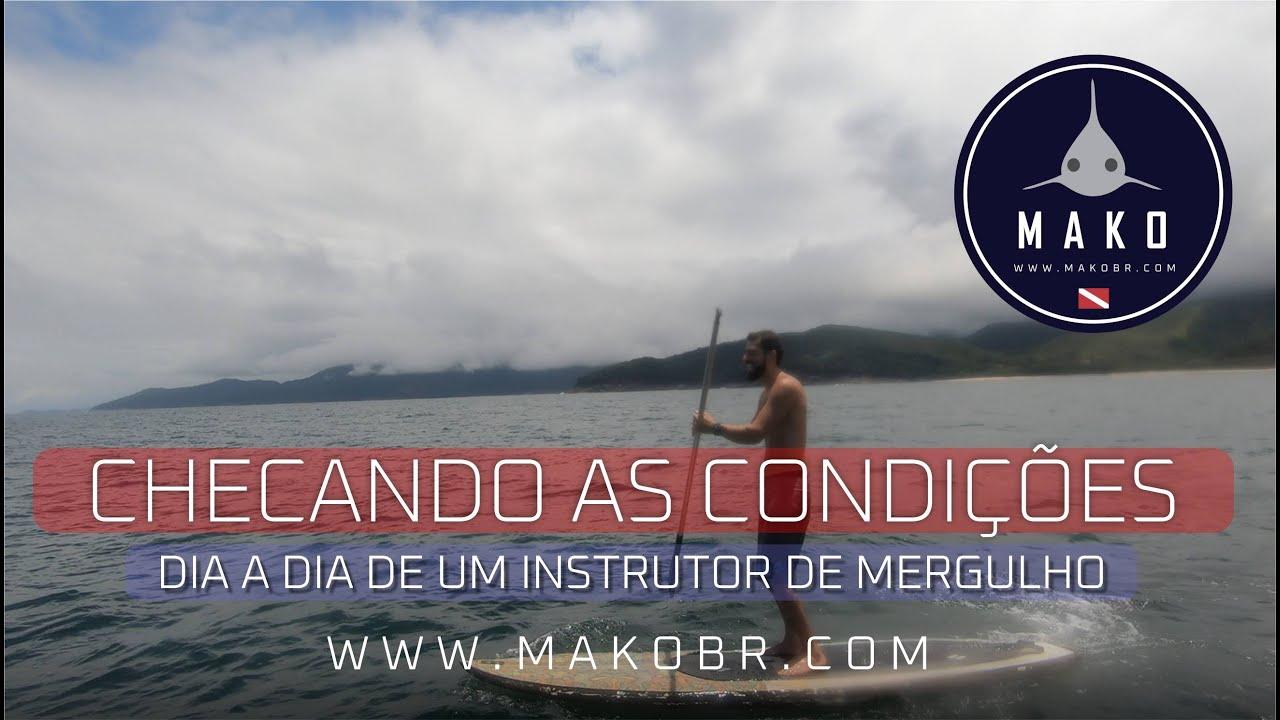 Dia a Dia de um Instrutor de Mergulho - Daniel Moreira