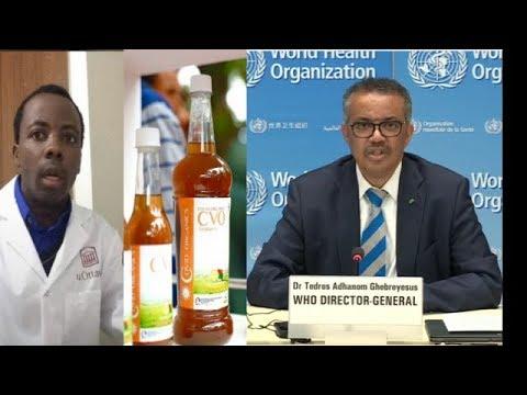 Madagascar COVID 19 Herbal Medicine – Do Africans Need W.H.O Vaccine? #Herbalmedicine