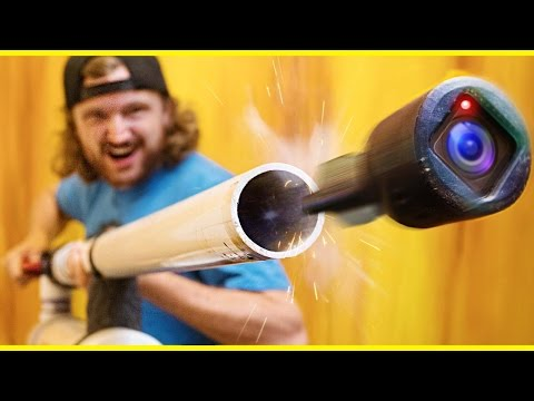 Thumbnail: GoPro in a Cannon!