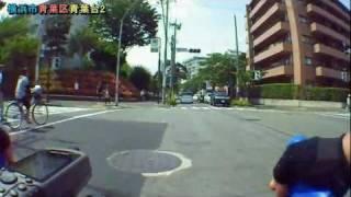春の環状4号線(横浜市金沢区六浦~青葉区鉄町)×1.8倍速