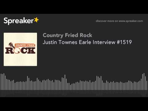 Justin Townes Earle Interview #1519