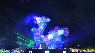 2012台灣燈會開燈儀式 Taiwan Lantern Festival set to light up Changhua