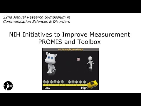 NIH Initiatives to Improve Measurement: PROMIS and Toolbox