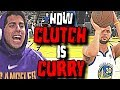 STEPHEN CURRY - CLUTCH GENE *BRAND NEW GAME MODE ON NBA 2K18*