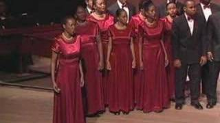 "UWI Singers ""I Want Jesus to Walk With Me"""