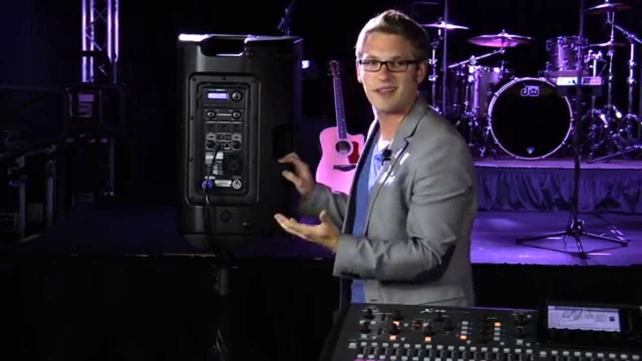 Using the IQ Series with an X32 – Serenity Hill Sound