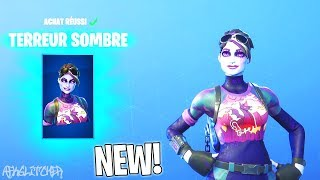 NEW DARK BOMBER SKIN! (New Dark Terror Skin) Fortnite Battle Royale