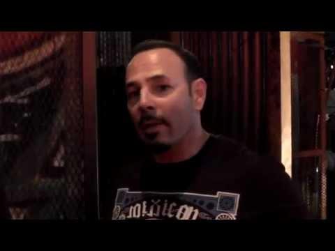 Lucha Underground - Chavo Guerrero Jr., and Catrina Interview