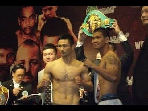 Zhimin Wang vs. Anthony Sabalde full boxing fight